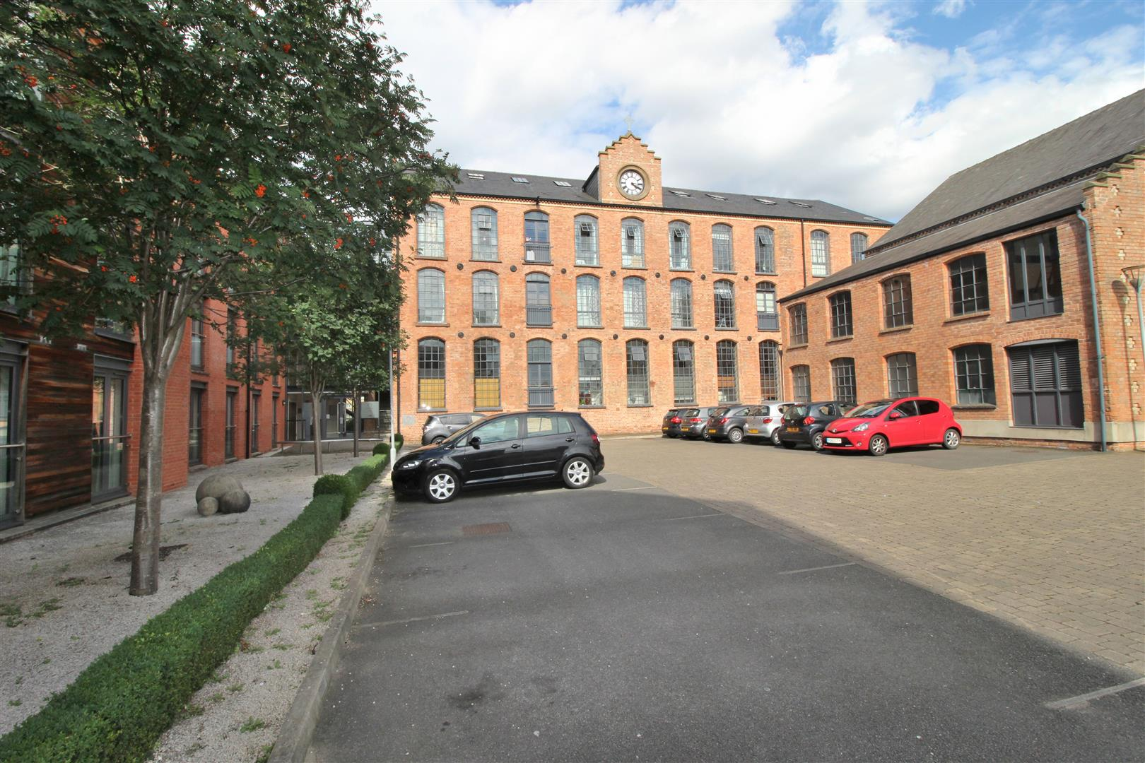 2 Bedrooms Flat for sale in Francis Mill, Albion Street, Beeston